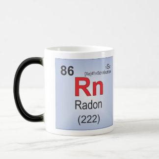 Radon Individual Element of the Periodic Table Magic Mug