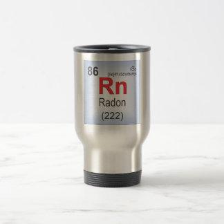 Radon Individual Element of the Periodic Table Travel Mug