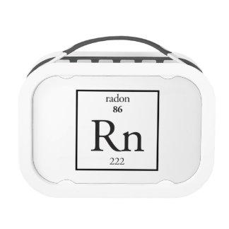 Radon Replacement Plate