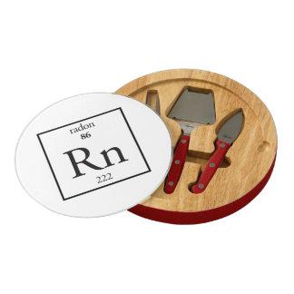 Radon Round Cheese Board