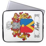 Rados Family Crest Laptop Sleeve
