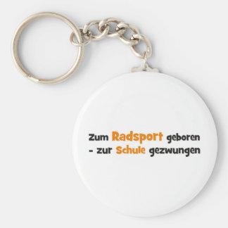 Radsport Keychain