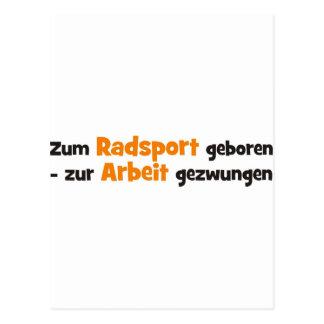 Radsport Postales