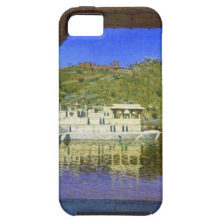 Radzhnagar. Marble, adorned with bas-reliefs quay iPhone SE/5/5s Case