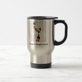 RaE 07, Support Single Moms Travel Mug