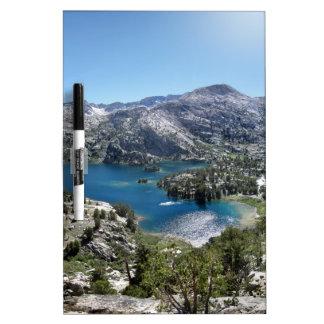 Rae Lakes - John Muir Trail - Sierra Dry-Erase Board