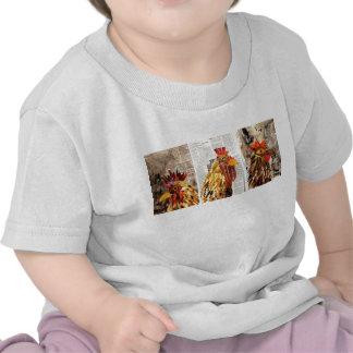 Rae, Rowdy and Randell T-shirts
