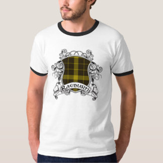 Raeburn Tartan Shield T-Shirt