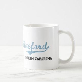 Raeford North Carolina City Classic Mug