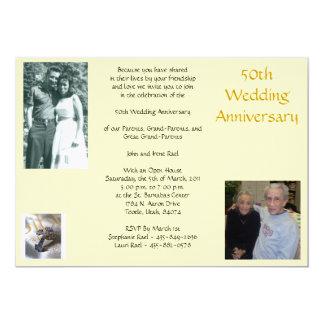 Rael 50th Anniversary,... Card