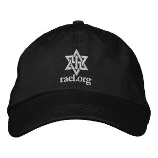 Rael.org bordó el gorra gorros bordados