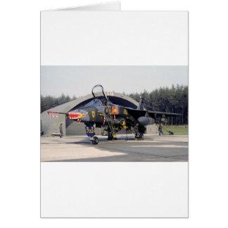 RAF 54 Squadron SEPECAT Jaguar GR.1 XX732 (1979) Card