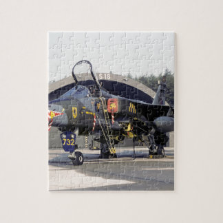 RAF 54 Squadron SEPECAT Jaguar GR 1 XX732 1979 Puzzle