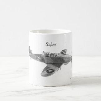 RAF Defiant mug
