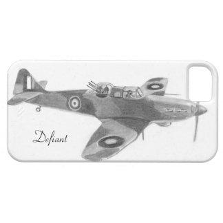 RAF Defiant - phone case iPhone 5 Cases