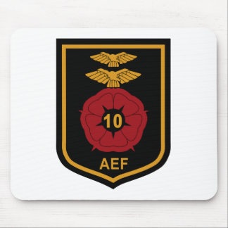RAF Patch 10 Air Experience Flight AEF Crest Patch Mouse Pads
