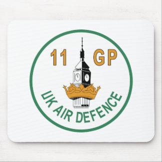 RAF Patch 11 Group GP UK Air Defence Phantom Torna Mouse Pad