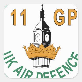 RAF Patch 11 Group GP UK Air Defence Phantom Torna Sticker
