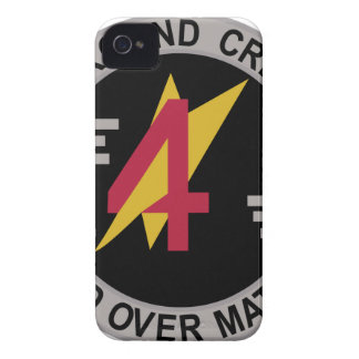 RAF Patch 4 Squadron Ground Crew Patch Harrier GR iPhone 4 Covers
