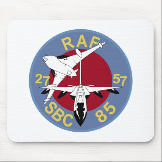 RAF Patch 57 27 Squadron SBC 85 Victor Tornado Mouse Pad