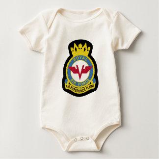 RAF Patch 5 Air Experience Flight AEF Crest Patch. Baby Bodysuit