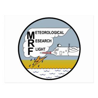RAF Patch Meteorological Research Flight MRF Hercu Postcard