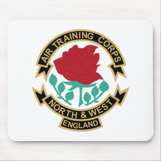RAF Patch RAF Patch ATC North And West England Air Mouse Pad