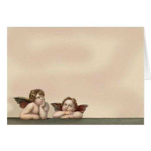 RAFAEL-ANGELS CARDS