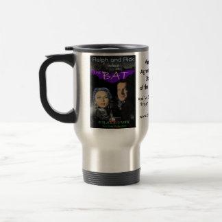 Rafael y Rick volvieron a enviar la taza del viaje