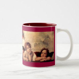Rafael's Putti Mug