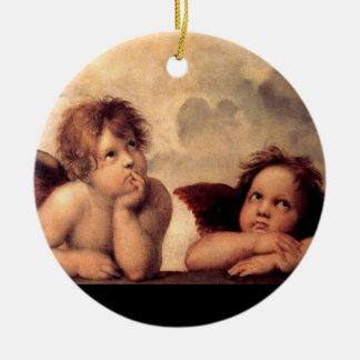 Rafael's Putti Ornament