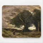 Ráfaga del viento, 1866 mouse pads