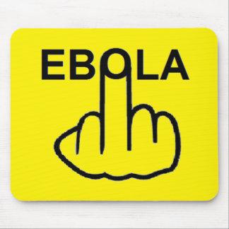 Ráfaga Ebola de Mousepad