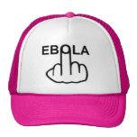 Ráfaga Ebola del gorra