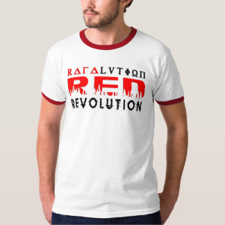 Rafalution - Red Revo T Shirt