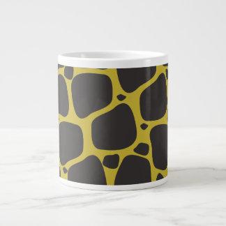 Raff the Giraffe Pattern Giant Coffee Mug
