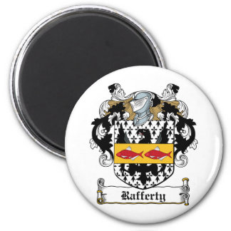 Rafferty Family Crest Magnet