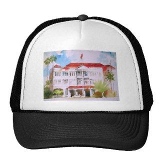 Raffles Hotel Singapore Trucker Hats