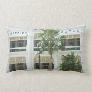 Raffles Hotel Singapore photo pillow