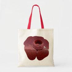 Rafflesia Bag at Zazzle