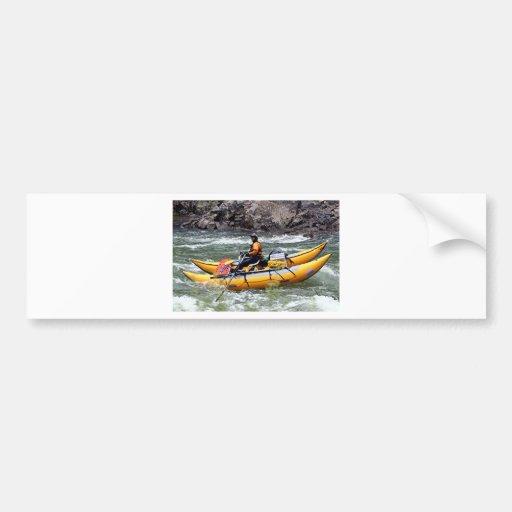 Raft, Colorado, USA Bumper Sticker