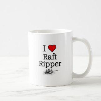 Raft Ripper Coffee Mug