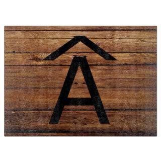 Rafter A cutting board