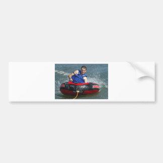 Rafting Bumper Sticker