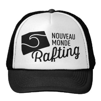 Rafting Nouveau Monde Trucker hat