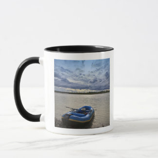 Rafting on Talkeetna River, Alaska Mug