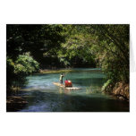 Rafting on the Martha Brae River, Falmouth, Card