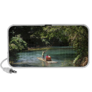 Rafting on the Martha Brae River, Falmouth, iPod Speaker