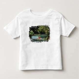 Rafting on the Martha Brae River, Falmouth, Toddler T-shirt
