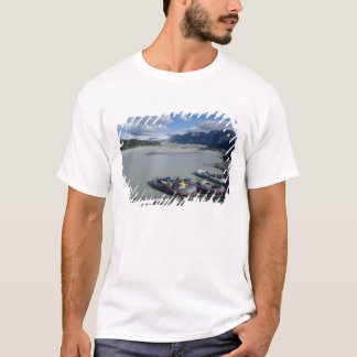 Rafting the Alsek River downstream T-Shirt